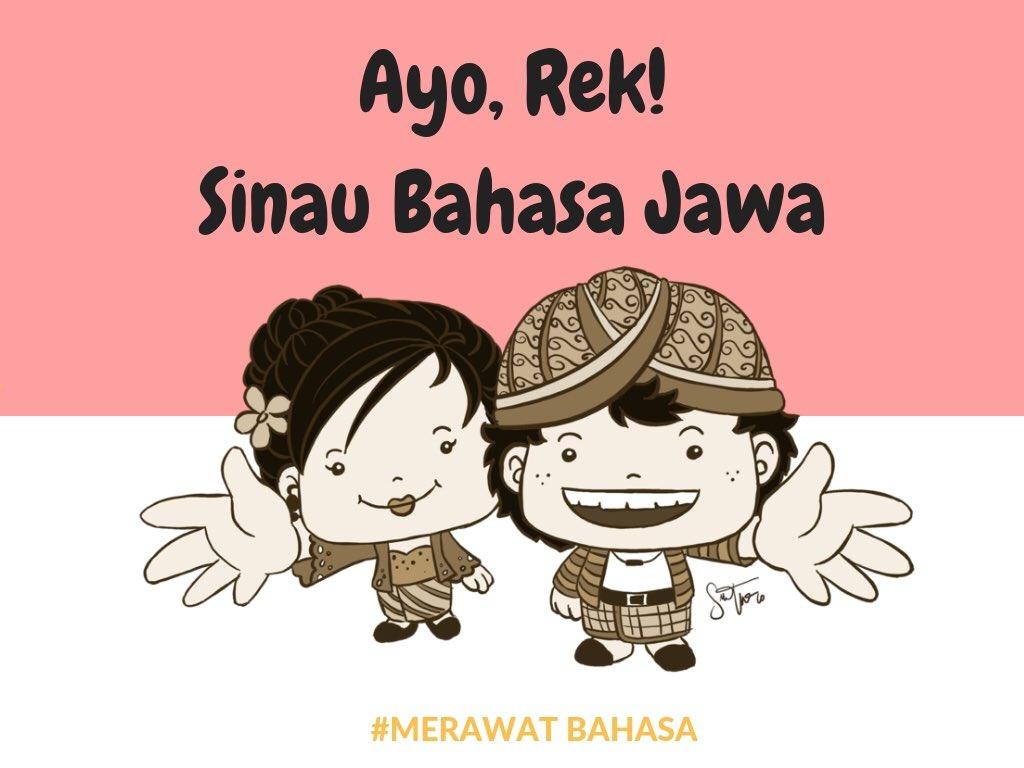 Bahasa Jawa dan Artinya