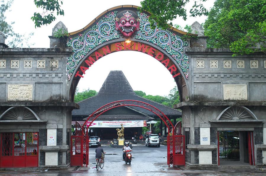 Haraga Tiket Taman Sriwedari