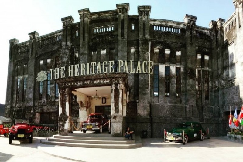 The Heritage Palace Solo