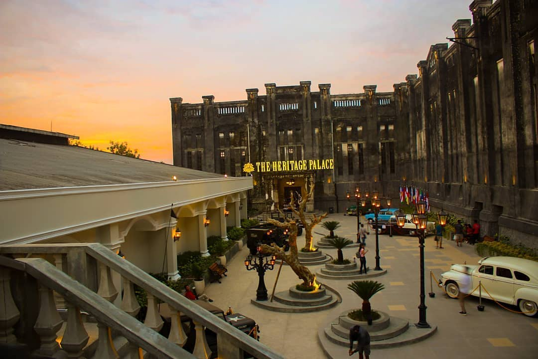 Wisata The Heritage Palace Solo