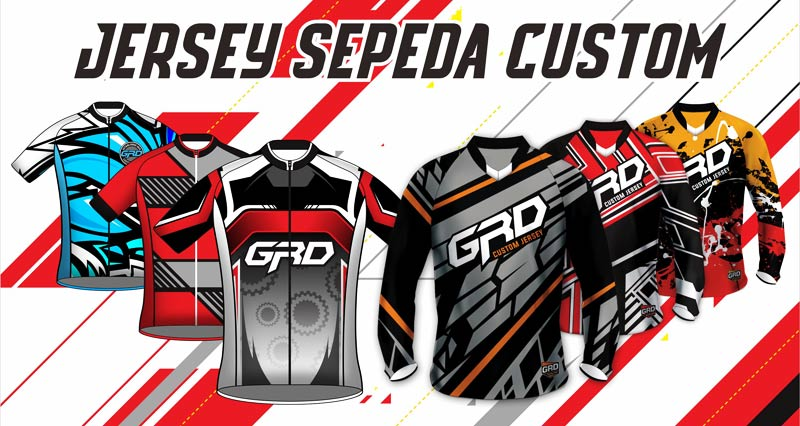 jersey sepeda solo