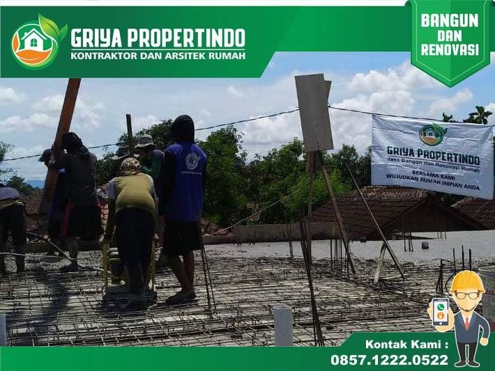 Bangun Rumah 2 Lantai di Wilayah Solo Surakarta