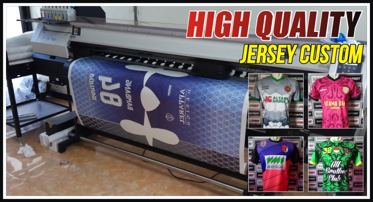 PRINTING JERSEY SOLO